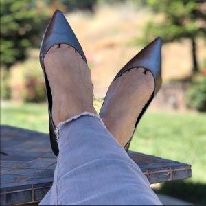 Sam Edelman Rae Pointed Toe Flats 7.5
